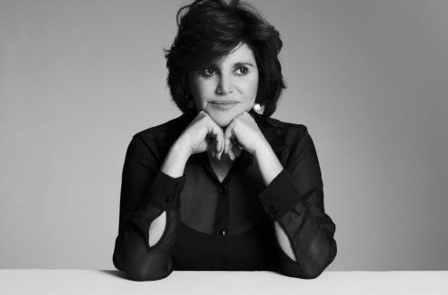 Retrato de la diseñadore Francesca Miranda.